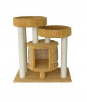 Пушок Домик для кошки Понго