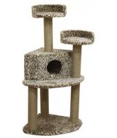Когтеточка домик для кошки Пушок Фурия