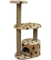 Когтеточка дом для кошки Пушок «Бяшка»