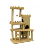 Пушок Комплекс для кошки Крепость