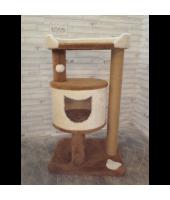 Домик когтеточка для кошки зоополюс арт -20
