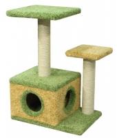 Когтеточка для кошки Пушок Лежо