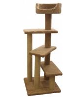 Когтеточка для кошки Пушок Винтовая лестница