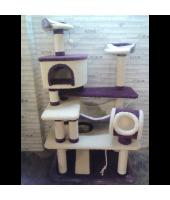 Игровой комплекс для кошки зоополюс Арт - 400