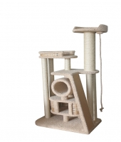 Пушок Когтеточка Комплекс для кошки Брюжа